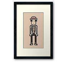 Seventh Doctor Framed Print