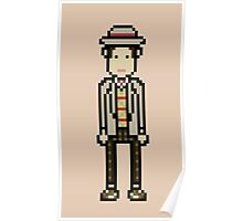 Seventh Doctor Poster