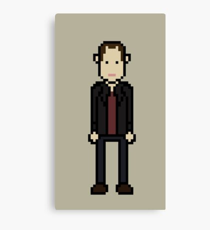 Ninth Doctor Canvas Print