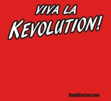 KEVolution t-shirt! by RuddFactor