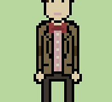 Eleventh Doctor by willboes