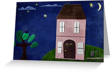 night at the windy rickety house by vampvamp