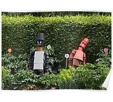 Bill & Ben  - The Flowerpot Men Poster
