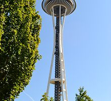 Space Needle by Nick Thompson
