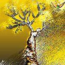 Golden Rain by kseniako