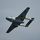 De Havilland Vampire T1 by Stuffy