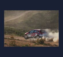 Scouts Rally SA 2015 - ARC Leg 1 - Mark Pedder Baby Tee