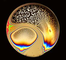 Soap Film #2 by Jane-in-Colour
