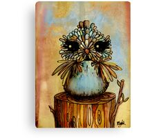 baby bird Canvas Print