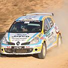 Scouts Rally SA 2015 - ARC Leg 1 - Molly Taylor by Stuart Daddow Photography