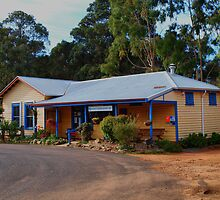 Nannup Visitor Centre by kalaryder