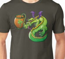 Saint Patrick's Day Dragon Unisex T-Shirt