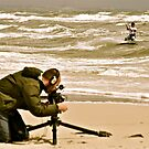 Capturing the Action by Helen Vercoe