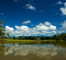 The Stillness Of The Day by manojmurugan