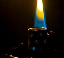 Midnight light...slow...smooth...calm by Abhinandan Dutta