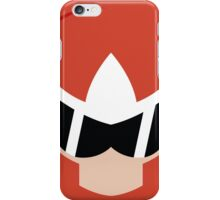 Protoman Minimalistic Design iPhone Case/Skin