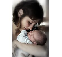 """A Mother's  Love...."" Photographic Print"