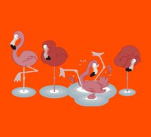 Flamingos Kids Tee