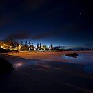 Town Beach by Peter Doré
