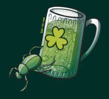 Saint Patrick's Day Beetle by Zoo-co