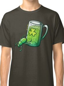 Saint Patrick's Day Beetle Classic T-Shirt