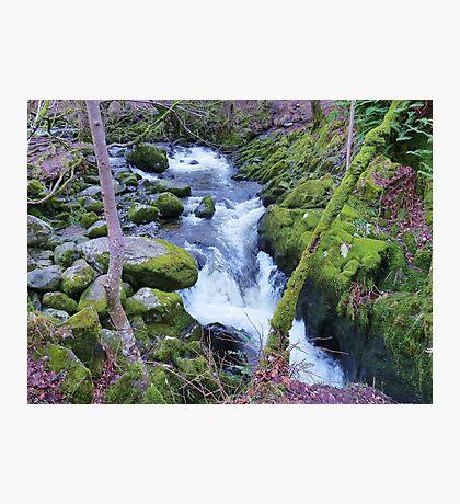 High Force Waterfall - Ullswater Photographic Print