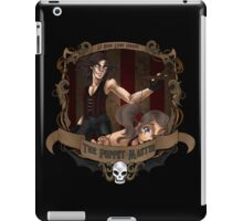 Le Noir Lune Cirque - The Puppet Master iPad Case/Skin