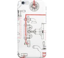 Phone Line iPhone Case/Skin