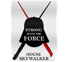 House Skywalker Poster