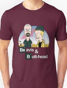 Beavis and Butthead Breaking Bad T-Shirt