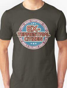 Ex-Terrestrial Citizen Unisex T-Shirt