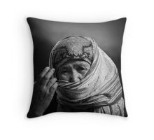 Stories from the past Throw Pillow