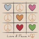 Love & Peace [light] by favoritedarknes