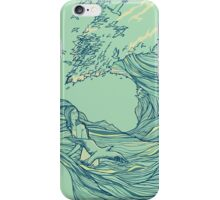 Ocean Breath  iPhone Case/Skin