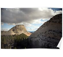 Northgate Peaks - Zion National Park Poster