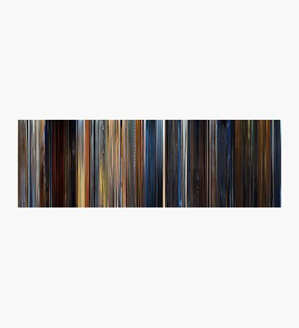 Moviebarcode: Out of Sight (1998) Photographic Print