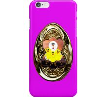 Easter Egg & Chicks iPhone Case iPhone Case/Skin