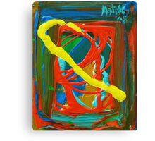 Colorful Paradox 2008 Canvas Print