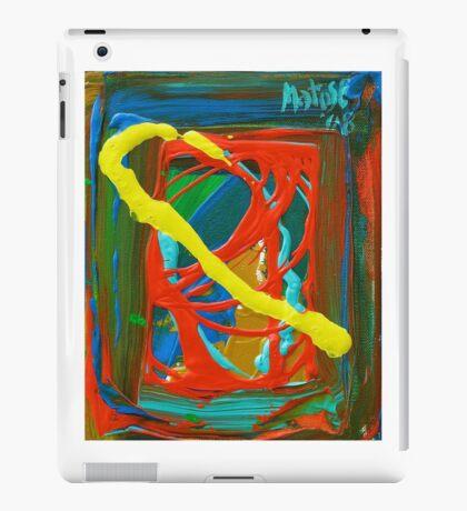 Colorful Paradox 2008 iPad Case/Skin