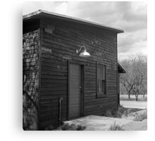 Bunk House Canvas Print