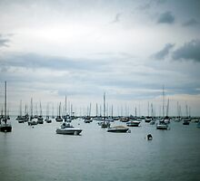 Chicago Harbor by Bryant Scannell