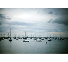 Chicago Harbor Photographic Print