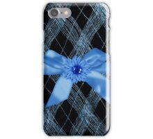 Bow & Rhinestone metillac look IPhone IPod case iPhone Case/Skin