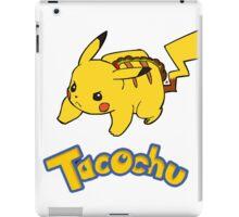 Funny Tacochu iPad Case/Skin