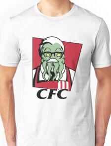 Cthulhu Fried Chicken T-Shirt