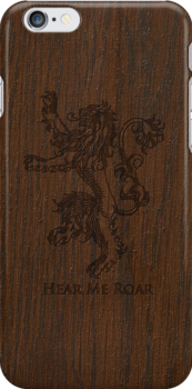 Game of Thrones Lannister by satansbrand