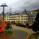 Mont Tremblant in Autumn ! by Elfriede Fulda