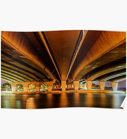 Under Narrows Bridge Poster