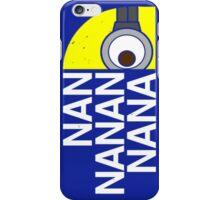 Nanana Face iPhone Case/Skin
