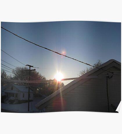Feb. 19 2012 Snowstorm 108 Poster
